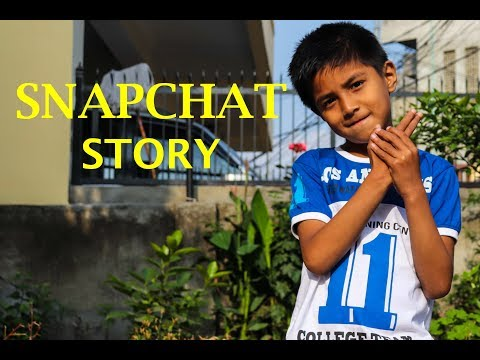 "Snapchat Story Hip Hop Dance Choreography -Bilal Saeed ft. Romee Khan ""ASquare Crew"" Abhay n Aayush"