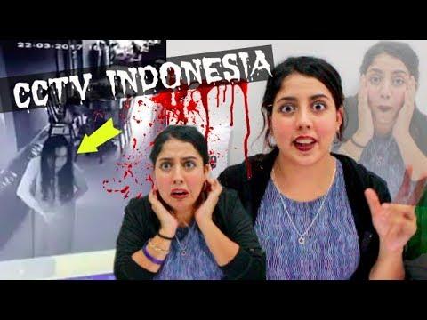 rekaman CCTV Indonesia TERSERAM!! | #NERROR