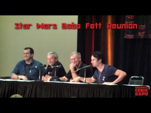 Star Wars Boba Fett Reunion Panel