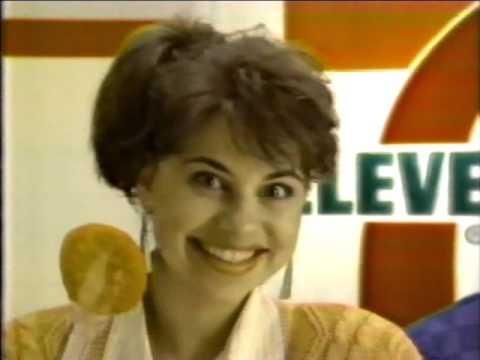 7Eleven Burger Bar 1987 TV commercial