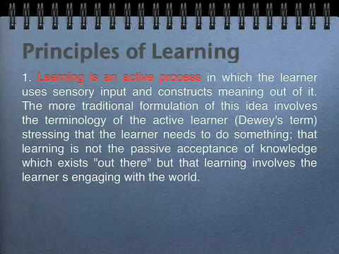 Education Theory Capture Part 2