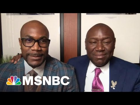 Philonise Floyd: 'Right Now, I'm Excited' | Andrea Mitchell | MSNBC