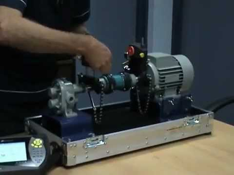Introduction To The Pruftechnik Rotalign Ultra Laser Shaft