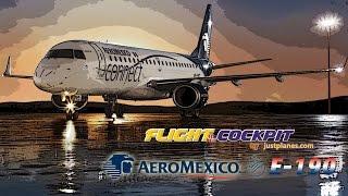AeroMexico Embraer 190