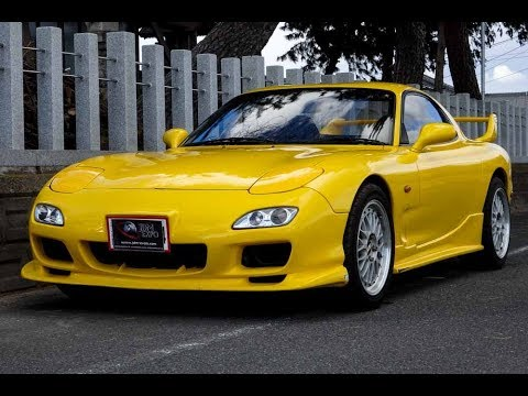 Mazda RX7 For Sale JDM EXPO (0073, S8094)