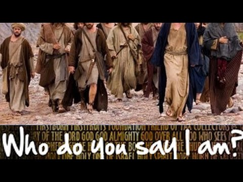 ANNE GRAHAM LOTZ 2018 - WHO DO YOU SAY HE IS - PALM SUNDAY