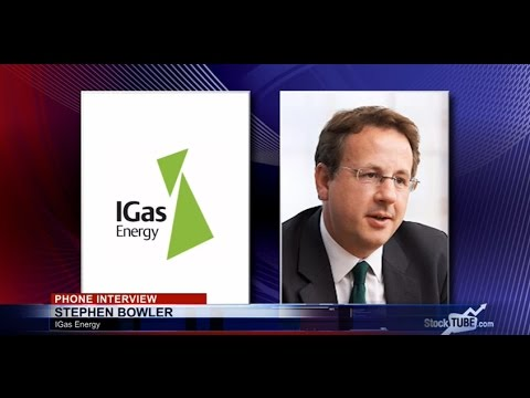 Potential new investment 'recognises the underlying value in IGas' says CEO Stephen Bowler