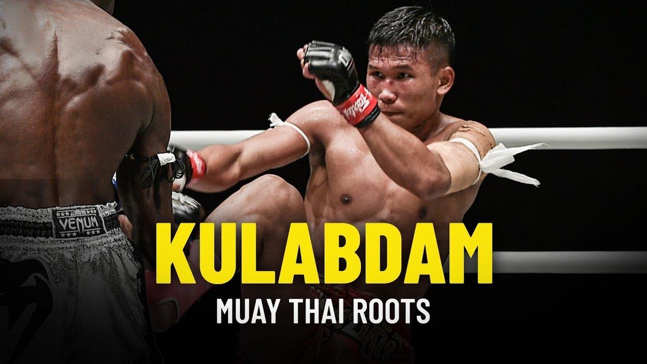Knockout Artist Kulabdam's Muay Thai Roots