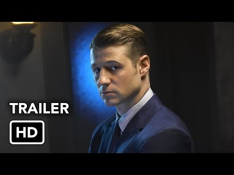 Gotham Season 3 Comic-Con Trailer (HD)