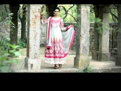 112178abce0 Anarkali Suits Commercial Homeshop18 - YouTube