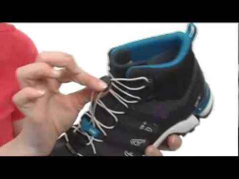 324ac44c00343 adidas Outdoor Terrex Fast R Mid GTX® SKU  8060407 - YouTube