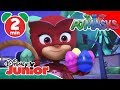 PJ Masks | The Easter Egg Hunt 🥚 | Disney Junior UK