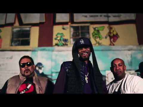 "Godzilla Qrew (GQ) ""Da Monstaz"" feat. Rock (Heltah Skeltah/Boot Camp Click)"