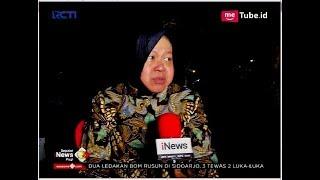 Risma Menangis: Bom Gereja Surabaya Dilakukan Satu Keluarga - SIP 14/05