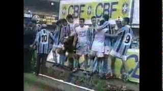Corinthians 1 x 3 Grêmio - Final Copa do Brasil 2001