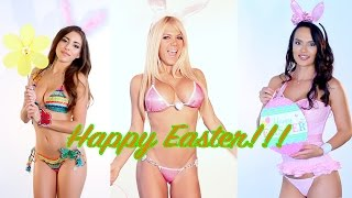 Sexy Easter Bunnies 2017 by BikiniTeam.com