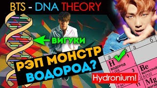 СВЯЗЬ ВИГУКОВ! BTS - DNA THEORY/ТЕОРИЯ | KPOP ARI RANG