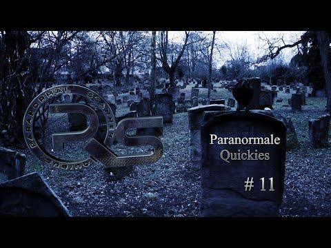 Paranormale Quickies # 11 - UFOs und seltsame Wesen