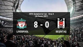 Türk Takımları'nın En Farklı Kaybettiği Avrupa Maçları