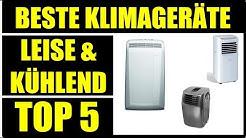 ► BESTES KLIMAGERÄT - TOP 5 ★ Leise Klimaanlage Test 2018 ★ Kühlen mit Klimaanlage leises Außengerät