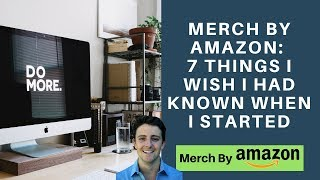 Merch By Amazon Lessons From Selling 200 T-Shirts What I Wished I Knew