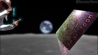 Dear Moon - Sunscribes would like to meet you.