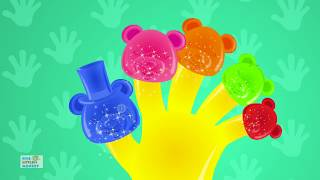 Jelly Bears Finger Family | Nursery Rhymes | Baby Songs For Kids