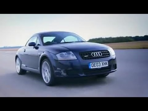 Audi TT car review | Top Gear | BBC