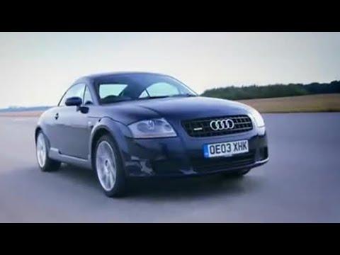 Audi Tt Car Review Top Gear Bbc Youtube