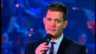 "Michael Bublé Xmas Live : Home For Christmas ""Have Yourself A Merry Little Christmas"" 2012 HQ"