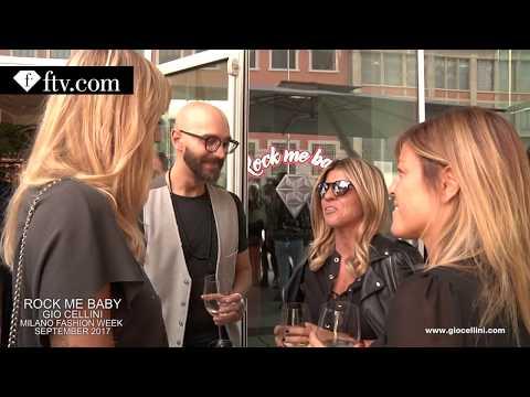 ROCK ME BABY – Gio Cellini – Milano Fashion Week September 2017