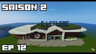 Ville Minecraft S2 |E.Leclerc ultra moderne 2/2| #12