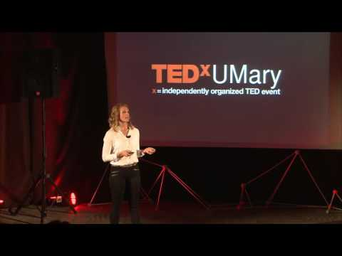 Redefining the Olympic Dream | Dagny Knutson | TEDxUMary