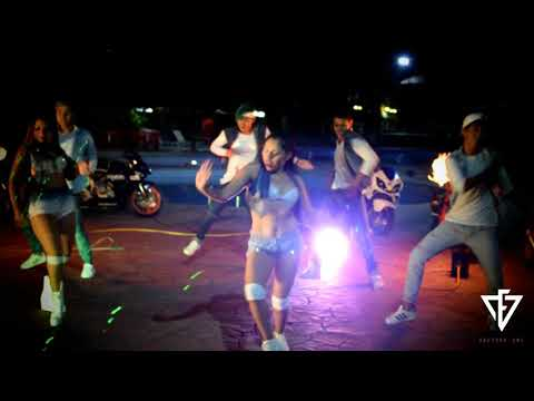 Jencarlos ft Don Omar - Dure Dure Coreografia Preview