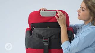 Maxi-Cosi Titan Pro   как снять чехол