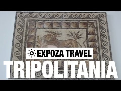 Tripolitania (Libya) Vacation Travel Video Guide