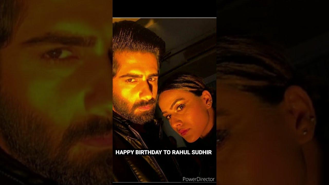Download happy birthday rahul sudhir chandni sharma wished rahul sudhir on his birthday