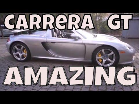 Porsche Carrera GT -  Most Dangerous Car Ever ?