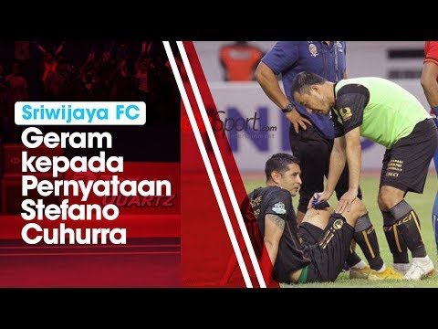 Usai Pernyataan Pelatih Persija, Manajemen Sriwijaya: Jangan Lebay