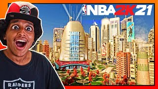 "NBA 2K21 DEV EXPLAINS EVERYTHING NEW IN ""THE CITY""... AND I'M IMPRESSED"