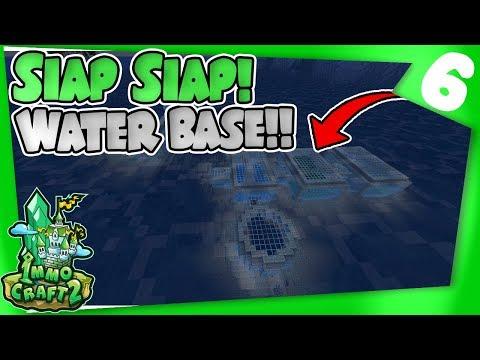 PERSIAPAN UNTUK BASE BAWAH LAUT!! - Minecraft Immocraft S2- #6 - 동영상
