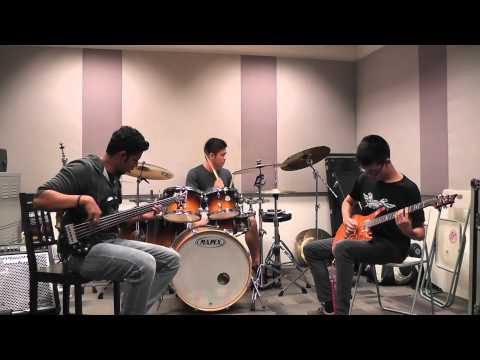 Extreme - Cupid's Dead Cover by Jason, Bryan and Joel