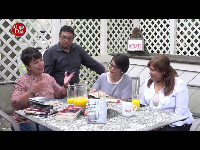 AL DIA TV - Orale Columbus / FERIA INTERNACIONAL DEL LIBRO 2018