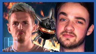 Ali A v Syndicate - Call Of Duty: Advanced Warfare Call Out Challenge   Legends of Gaming