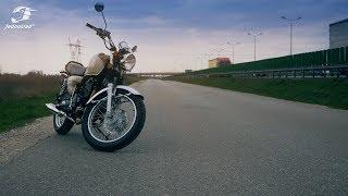 Romet Classic 400: Powrót do motocyklowych marzeń z dzieciństwa   Jednoślad.pl