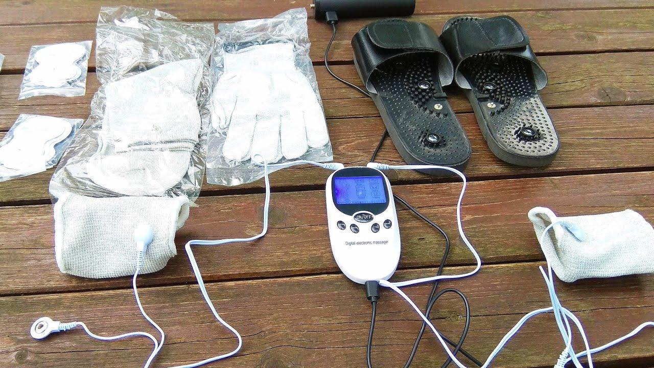Tinna Electronic Pulse Massager