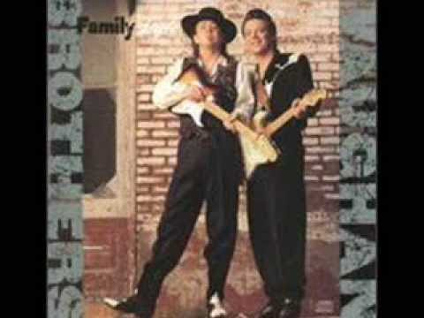 Stevie Ray & Jimmy Vaughan - Tick Tock (Family Style Sept.25, 1990)