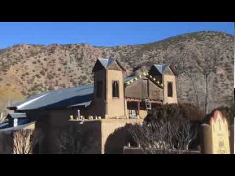 Christmas in Santa Fe 2013 - A Photo and Video Montage