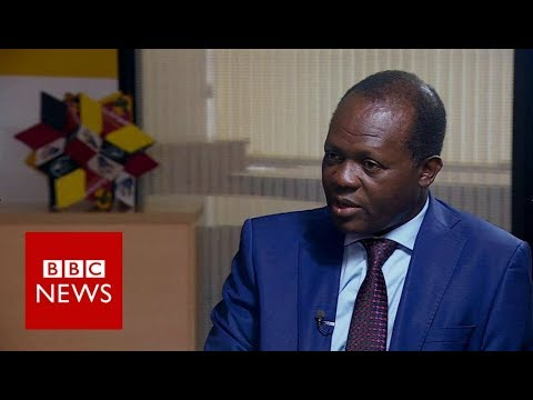 Raphael Tuju: Kenya is not a nation state - BBC News