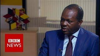 Raphael Tuju: Kenya is not a nation state - BBC News